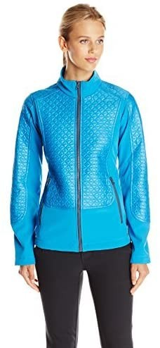 Arctix Women's Blaise Softshell Jacket, Marina Blue, XL