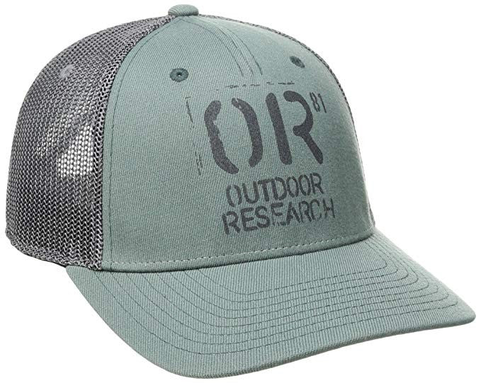 Outdoor Research Cargo Trucker Cap Sage Green 1size