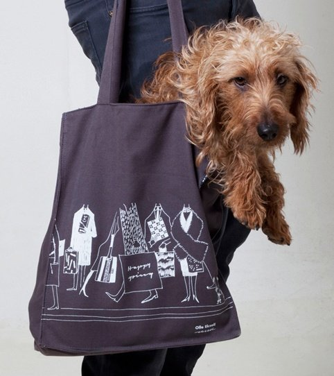Happy Going - Tote bag