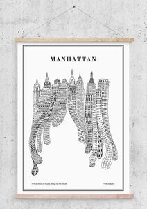 Manhattan Canvas