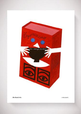 Ögon Cacao - 1956 - Red Box