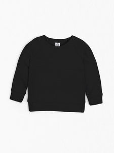 Brooklyn Pullover- Black