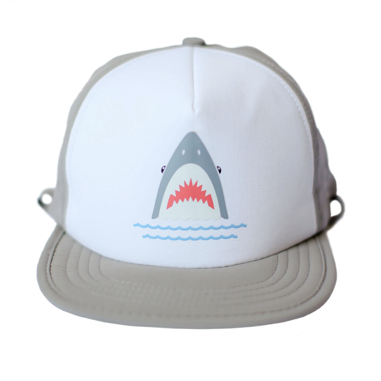 Shark Bite Hat