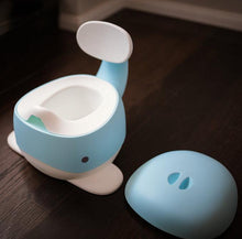 Load image into Gallery viewer, whale potty chair by be mindful