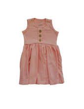 Load image into Gallery viewer, Maisie Dress- Coral