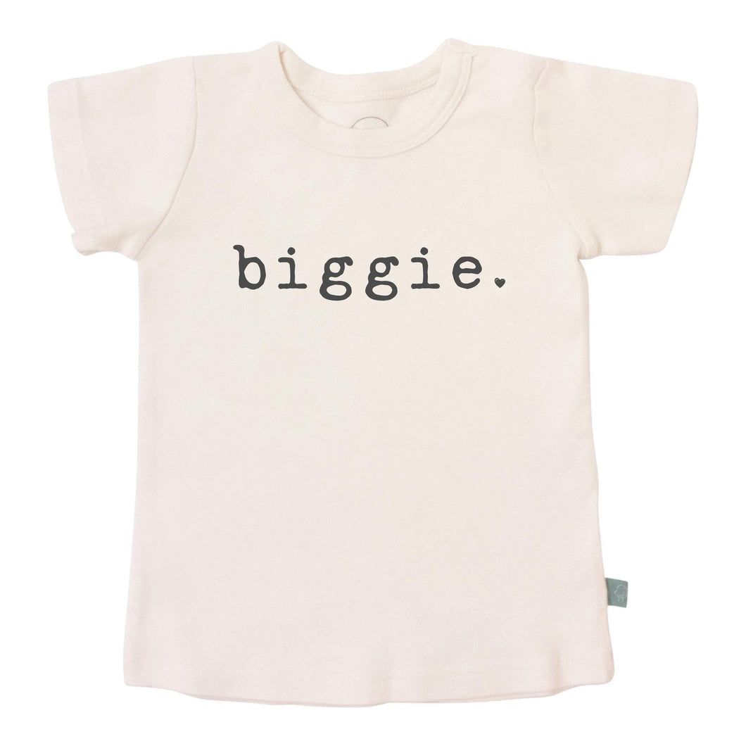 finn and Emma biggie tee