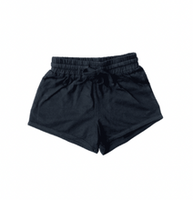 Load image into Gallery viewer, Drawstring Short- Black