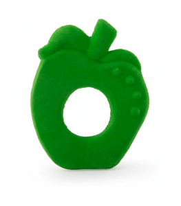baby teething apple toy