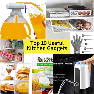 Top 10 Kitchen Gadgets Which Will Make Your Life Easier