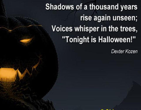 Happy Halloween 2019 Quotes Wishes SMS to Share