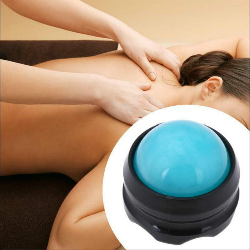 Fitness Massage Roller Ball Massager Body Therapy Foot Hip Back Relaxer Stress Release Muscle Relaxation Roller Ball Massages