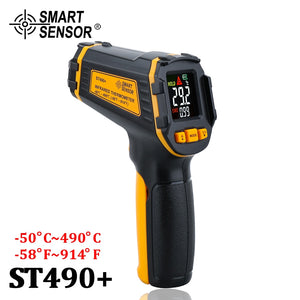 Digital Non-contact Infrared Laser Thermometer