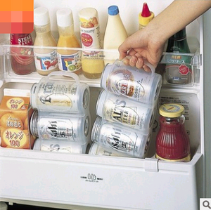 Canned Drink Storage Box Organizer