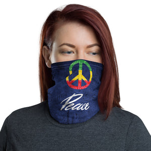 Peace USA Neck Gaiter