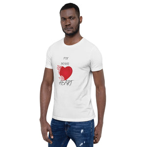 Fix-your-Heart-T-Shirt-Short-Sleeve-Unisex-T-Shirt-Fix-your-Heart-America-T-Shirt