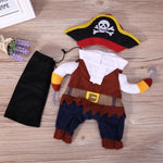 Pirates Costume for Pets | Halloween Costumes for Cats & Dogs