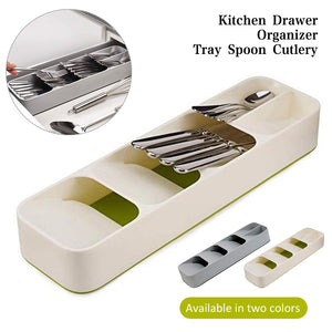 Cutlery Organizer Storage Box