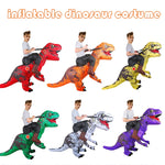 Inflatable Dinosaur Ride Costume | Inflatable Halloween Costume