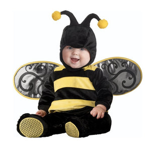 Cute Honeybee Costume With Wings | Halloween Costume for Toddler