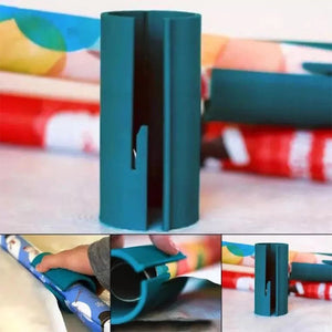 Sliding Wrapping Paper Cutter Christmas Cutting Tools