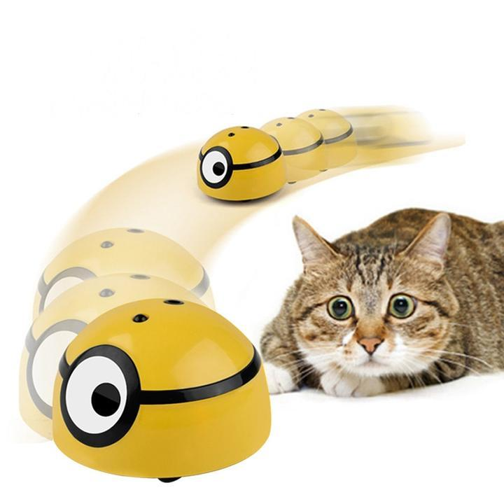 Smart Interactive Cat Toy | Catch Me Toy