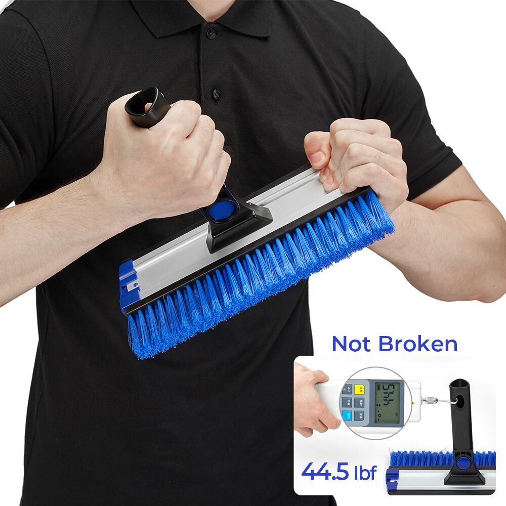 4-in-1 Extendable Car Snow Brush