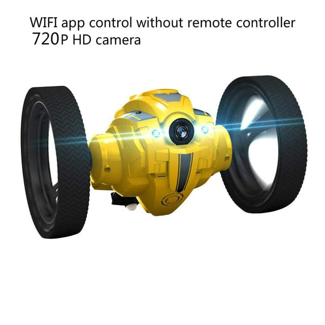 Robo Bounce™ WiFi Camera RC Car