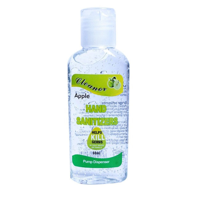 Hand Sanitizer Anti-Bacteria Action