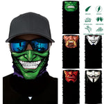 3D Neck Gaiter Face Shield for Men and Women