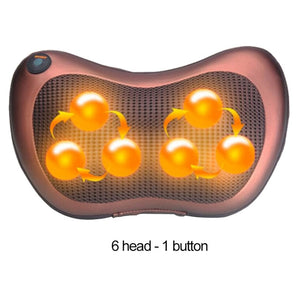 Multi-functional Relaxation Massage Pillow
