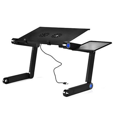 Adjustable & Portable Laptop Table - ON SALE- 50% OFF TODAY - PRETTY BUYERS