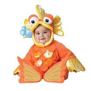 Gold Fish Baby Rompers | Halloween Costumes for Kids