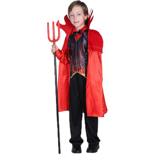 Red Horn Devil Costumes for Kids | Halloween Costumes for Boys & Girls