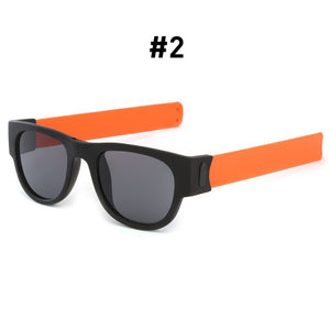 Slap Folding Sunglasses