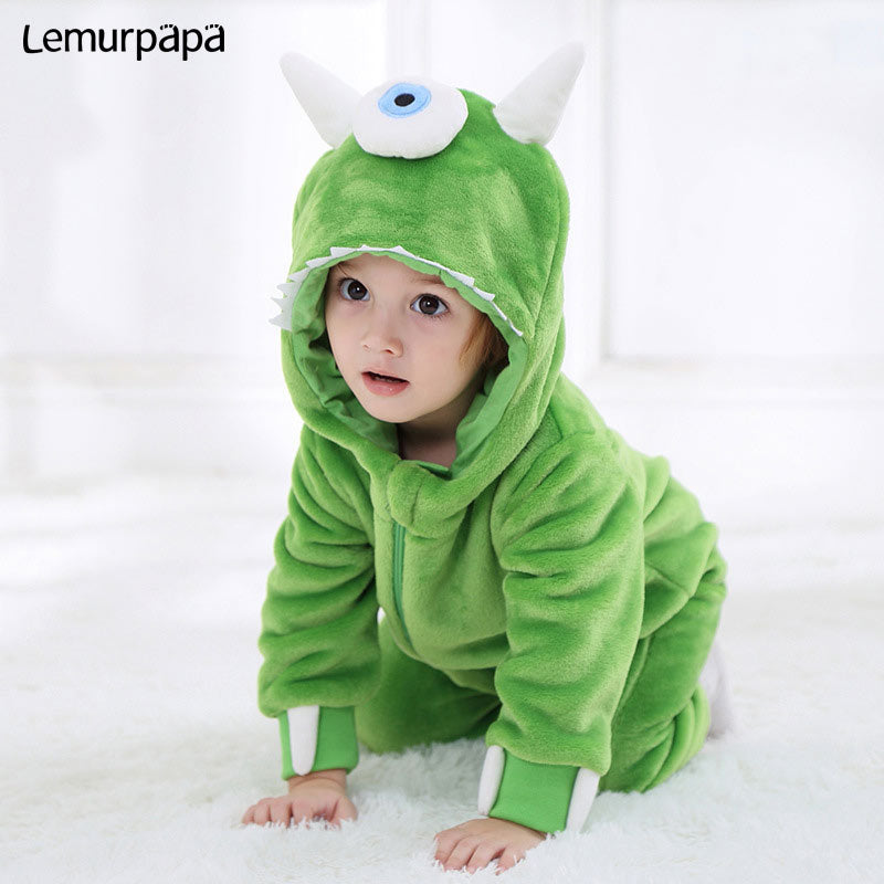 Monster Romper for Baby | Halloween Costumes for Toddlers