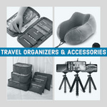 Travel Organizers & Accessories