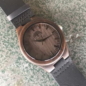 EBONY WATCH | BLACK by Root
