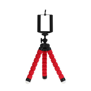 Octopus Tripod with Smartphone Clip