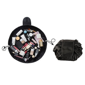 Reveal All Drawstring Make-Up Bag