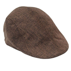 Vintage Beret Caps for Men and Women