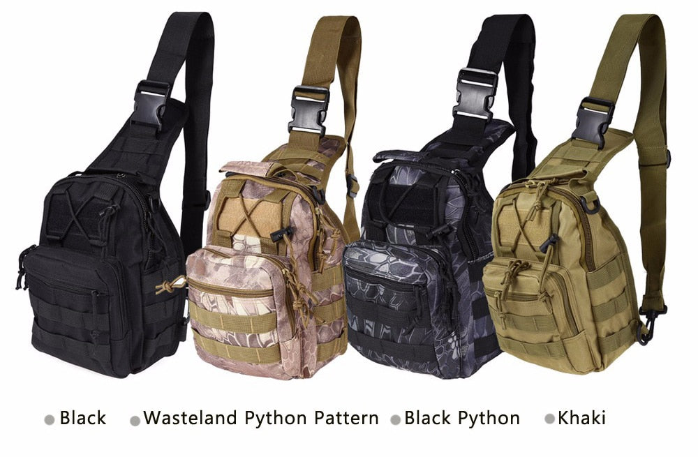 Outdoor Military Sling Backpack