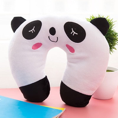 Childen's Snuggly Animal Neck Pillows