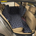 Waterproof Backseat Hammock Pet Seat Covers.