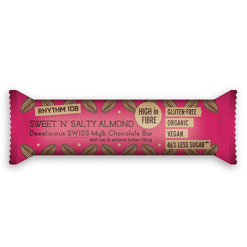 Rhythm 108 Sweet N Salty Almond