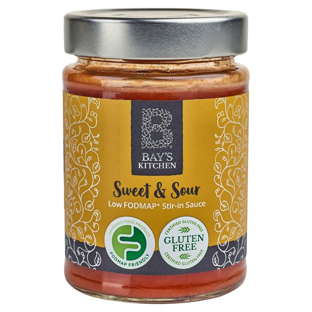 Bay's Kitchen Sweet & Sour Sauce - Fodmap Foods
