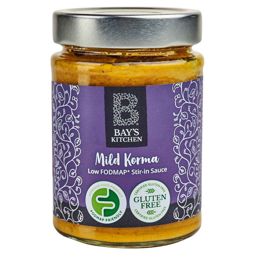 Bay's Kitchen Mild Korma Sauce - Fodmap Foods