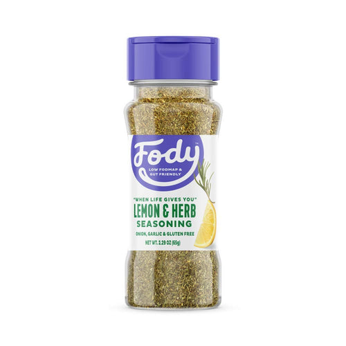 Fody Lemon and Herb Seasoning