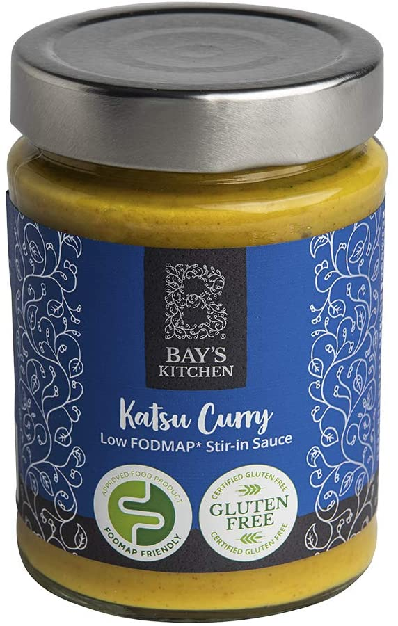 Bay's Kitchen Katsu Curry Sauce - Fodmap Foods