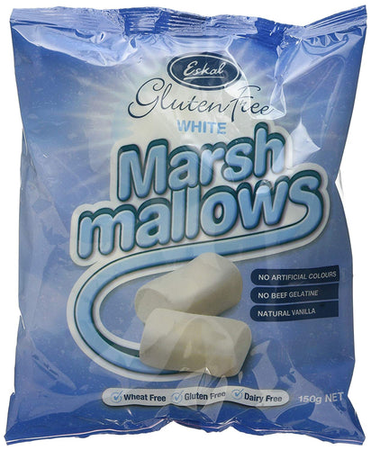 Eskal Gluten Free White Marshmallows