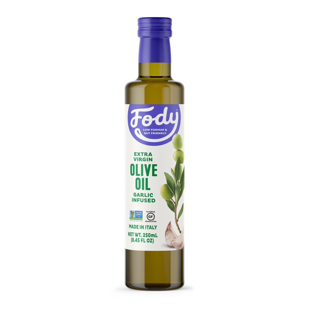 Fody Foods Garlic Infused Extra Virgin Olive Oil - Fodmap Foods
